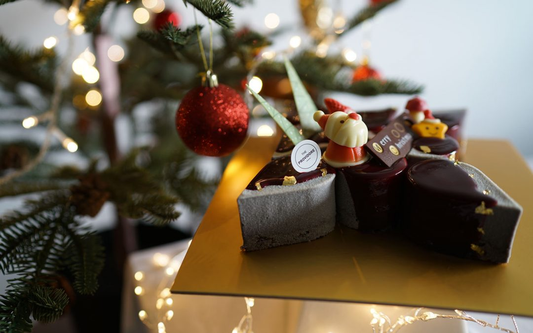 Christmas Cakes and Bakes at The Providore