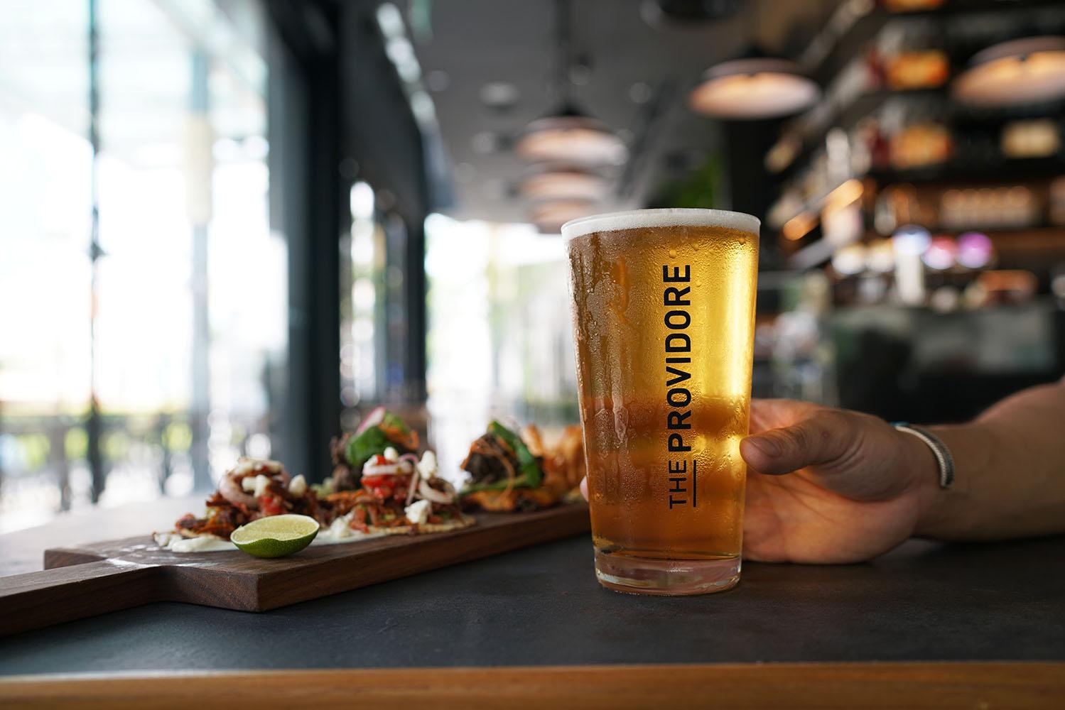 Providore Raffles City Beer and Tapas
